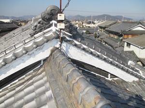 姫路市の屋根塗装工事