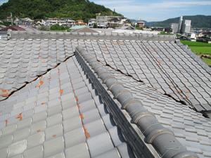 屋根の劣化と原因、塗り替えのタイミング