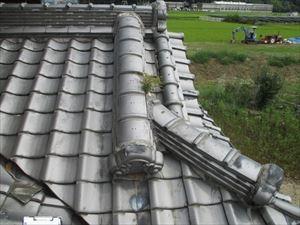 姫路市の屋根瓦工事