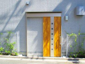 玄関ドア リフォームのポイント②