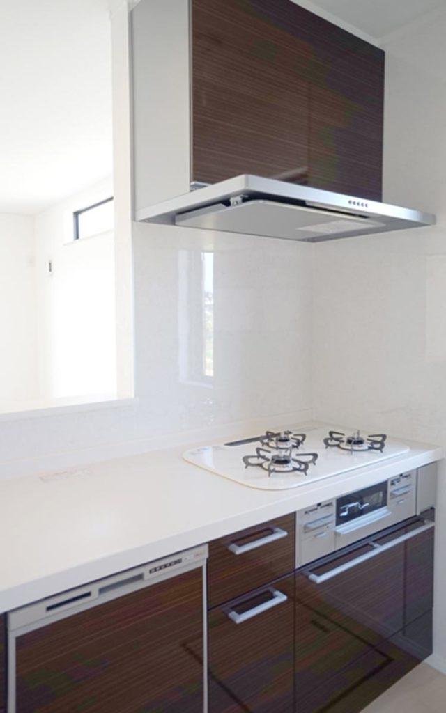 便利なキッチン設備について①