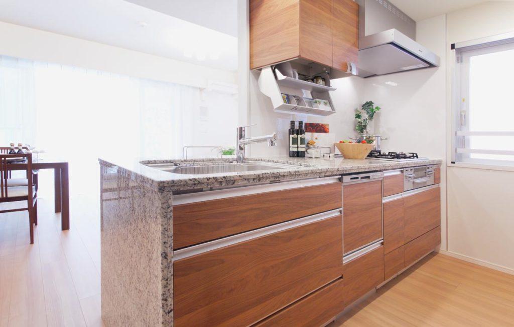 便利なキッチン設備について②