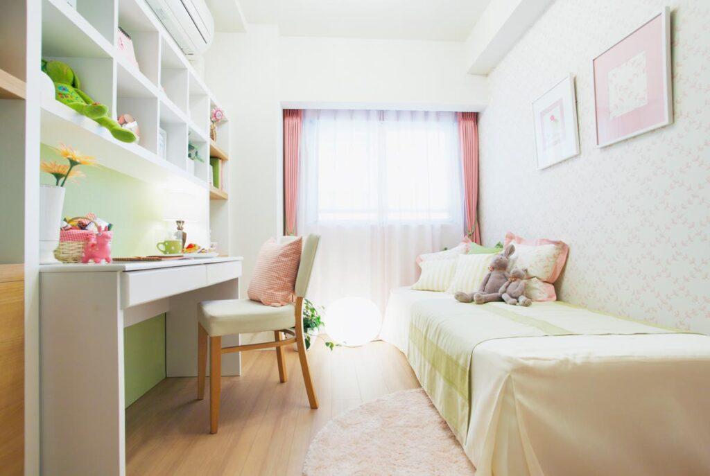 購入したマンションならば間取り変更が可能